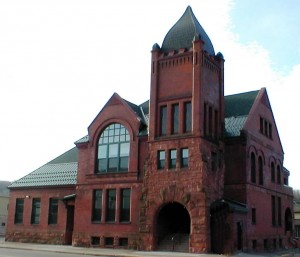 Ishpeming MI city hall