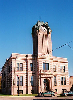 Negaunee MI city hall